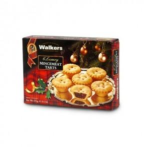 Walkers Mincemeat Tarts