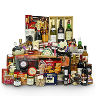 scottish hampers christmas hampers fast delivery uk