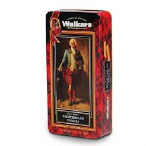 Walkers Shortbread Fingers:Bonnie Prince Charlie 340g tin