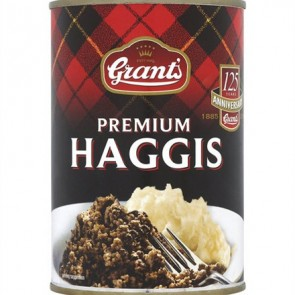 Grants Haggis 1.2kg Catering size