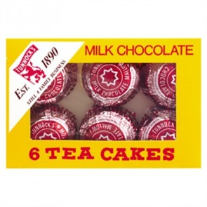 Tunnock's Tea Cakes (6 pack)
