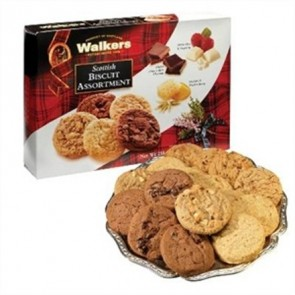 Walkers Scottish Biscuits Selection 250g